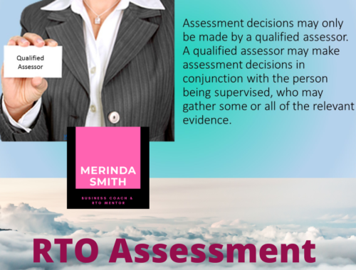 RTO Assessor RTO Mentor