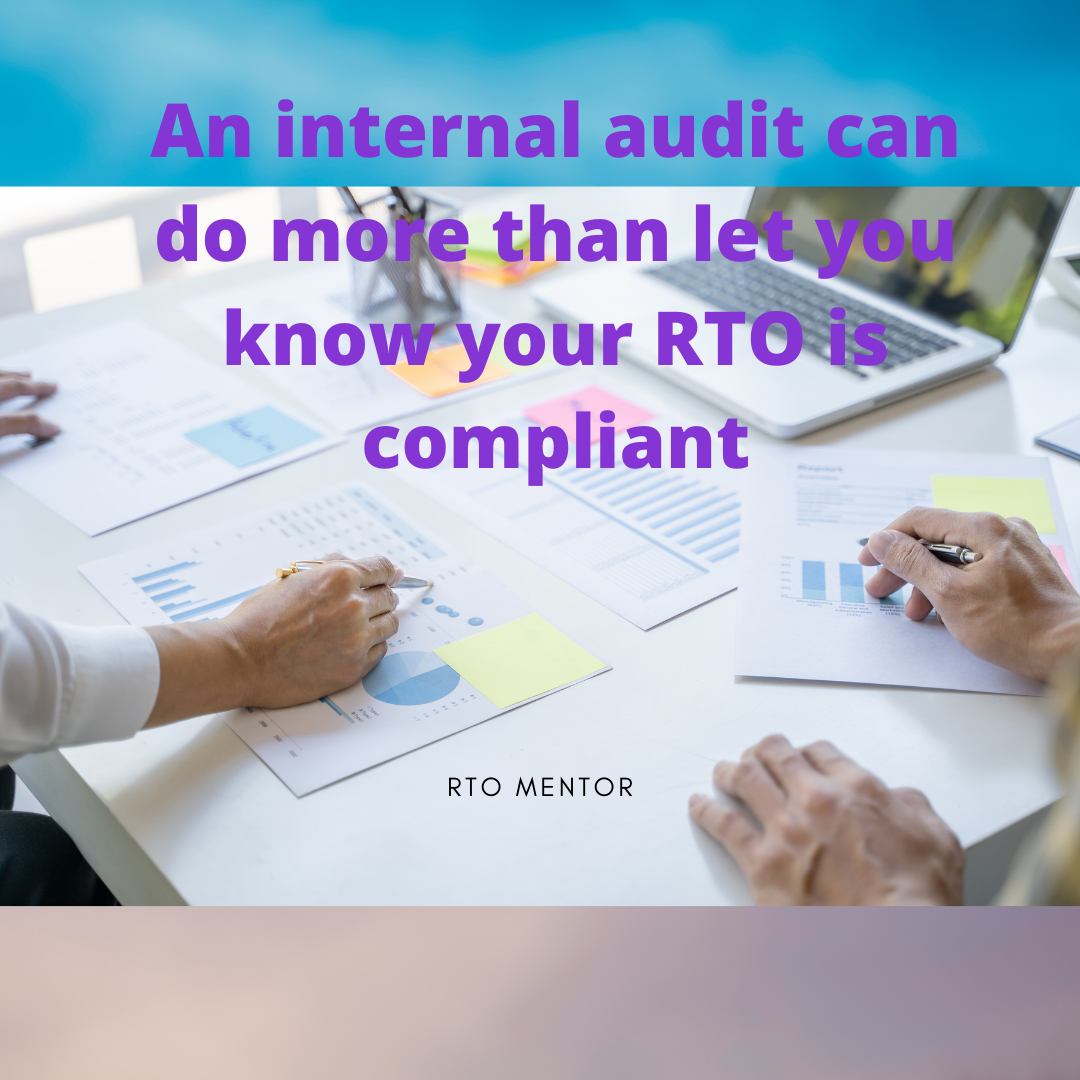 RTO Internal Audit RTO Mentor