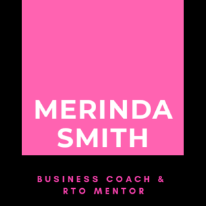 RTO Mentor and Business Coach
