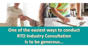RTO Business Coach RTO setup mentor